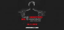 Armin Van Buuren has something big to announce!